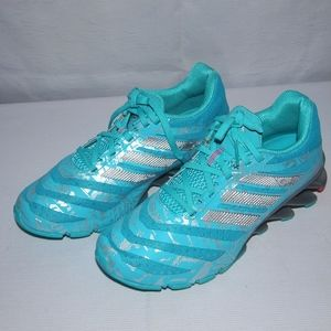 Adidas Spring Blade Lightweight Running Shoes 7.5M